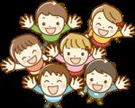 放課後等デイサービス かがやき三成 尾道 福山 子供たちイメージ画像